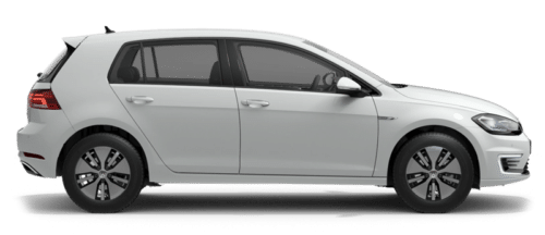 VW Golf Electric 100%