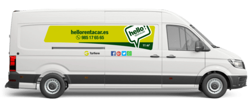 VW Crafter Larga 11m3