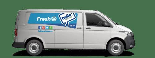 VW Refrigerated Van